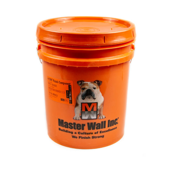 MASTER WALL ACRYLIC STUCCO FINISH (5 GALLONS)