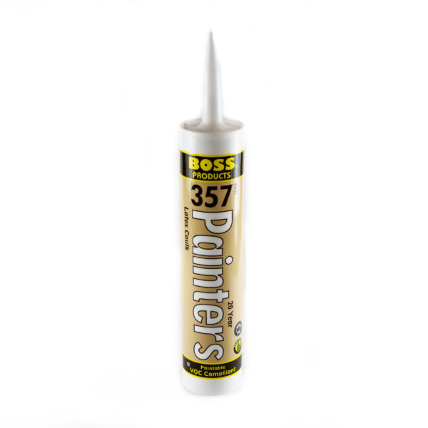 Boss 357 20 YEAR PAINTERS CAULK