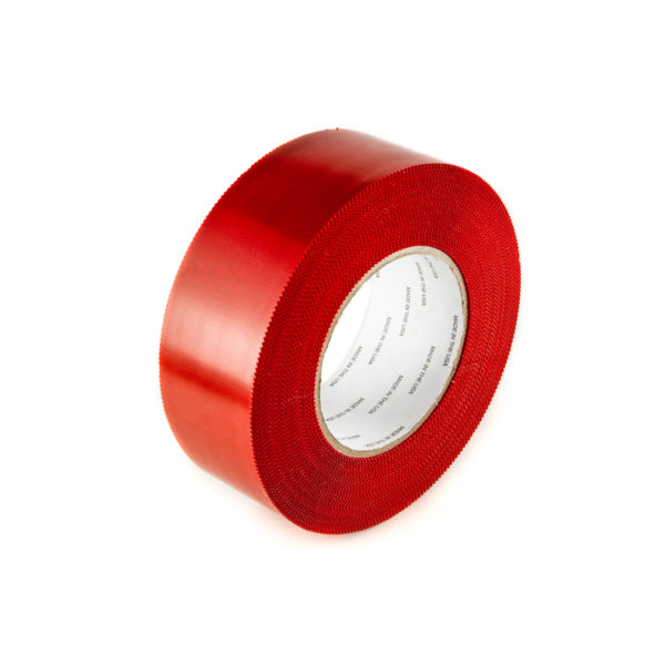 RED PINKED EDGE TAPE (STUCCO TAPE)