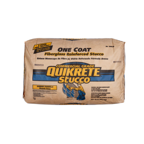 QUICKRETE  STUCCO PRE-MIX 80