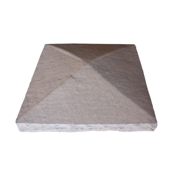 Cap Pyramid ZEMENT Stone