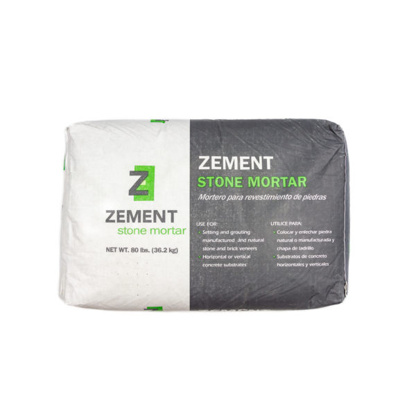 ZEMENT STONE MORTAR