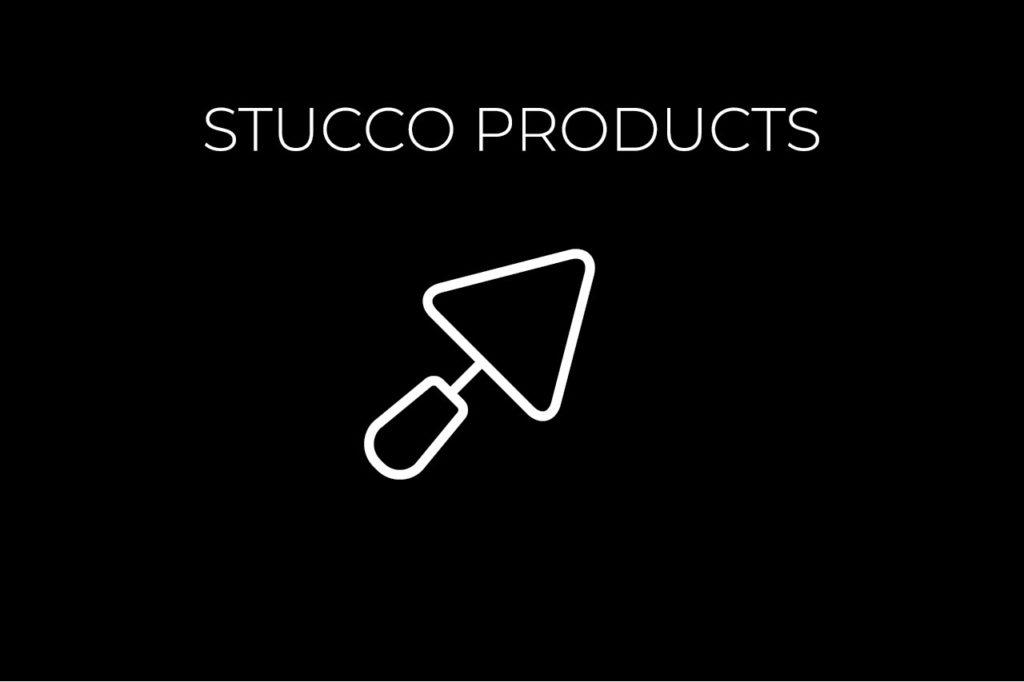 stucco supply